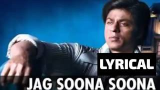 Jag Soona Soona Lage Lyrics [Full Song] - Om Shanti Om
