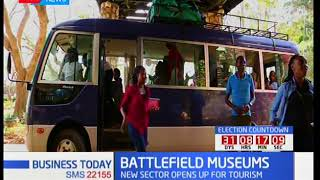 Kenya Tourism Board urges the government to establish Battlefield Museums