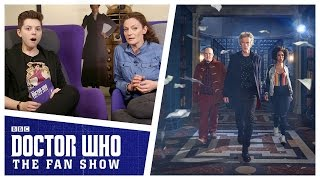 Доктор Кто, Michelle Gomez and Nick Lambon - The Aftershow - Doctor Who: The Fan Show