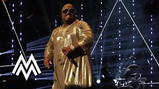 CeeLo Green | 'CeeLo Green Sings The Blues'', 'Crazy'  'Forget You' live at MOBO Awards | 2015