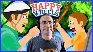 ΜΠΑΜΠΑΑΑΑΑ! (Happy Wheels #2)