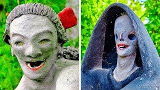 10 atrakcji turystycznych z najgorszych koszmarów