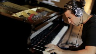 """Gitanerías"" — Cuban pianist Alfredo Rodríguez feat Antonio Lizana and Michael Olivera"