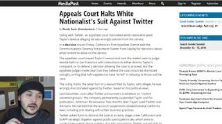 Twitter Won Its Appeal and CAN Still Ban You