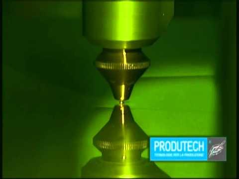 PRODUTECH Laserové linky na řezání ze svitků