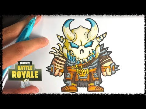 Comment dessiner le nomade max fortnite tuto chadessin video musicpleer - Comment dessiner un lynx ...