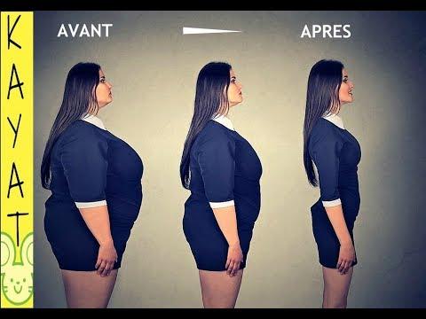 Pourcentage de graisse corporelle et perte de poids