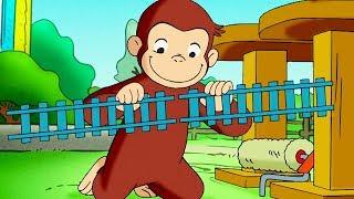 George O Curioso 🐵George e o Lava Carros da Allie 🐵Compilação 🐵O Macaco Curioso 🐵Desenhos Animados