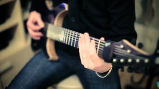 Video Preternatural - The Past, The Present and The Void (guitar play)