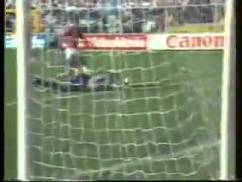 49 – Juan Cayasso: Costa Rica v Scotland 1990 – 90 World Cup Minutes In 90 Days