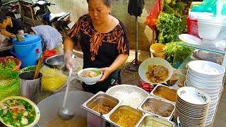 Cực ngon Tô Hủ Tiếu Nam Vang Khô 30k chị gái 7 ngày 7 món ở Bình Thạnh | street food