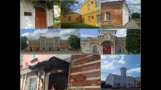 Уездный город -Богучар