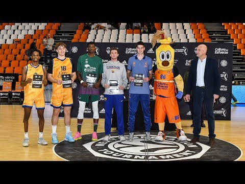 EB ANGT Valencia All-Tournament Team Highlights