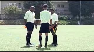1/2 finale Coupe de Guyane U15 Olympique / Asc Le Geldar