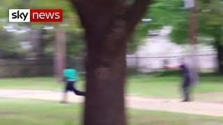 Walter Scott Killing: Cop's Dashcam Released