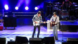 The River is Waiting - John Fogerty and Jackson Browne   Jones Beach Theater  8/5/14
