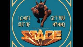 Stage - I Can't Get You Out Of My Mind (Rock Version)