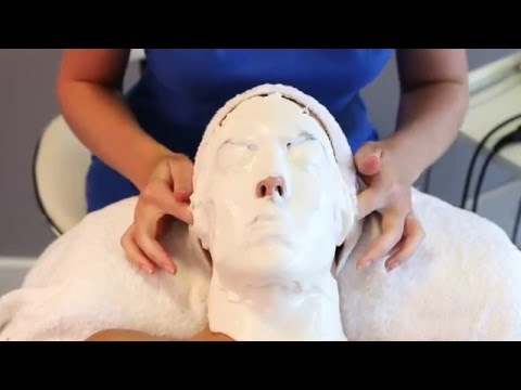 Pula ng itlog mask facial pores