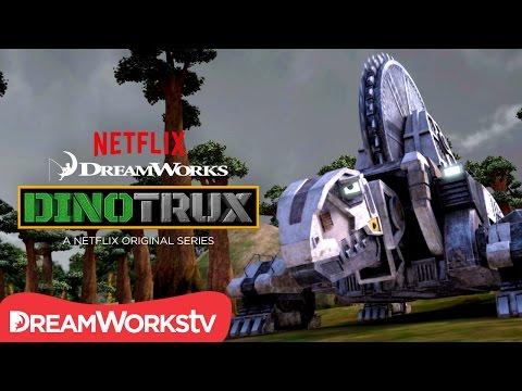 Dinotrux Season 3 Clip