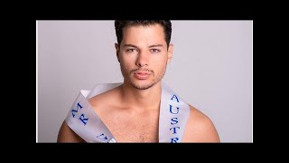 Jordan Bruno becomes the first Australian to win Mr Gay World
