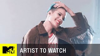Halsey – 'Juicy' Cover Exclusive Performance  Artist To Watch  MTV