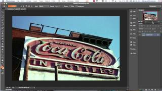 An Overview of the Photoshop CS6 Workspace