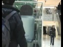 Oreo Elevator — Clever mall installation
