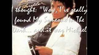 My First Michael Jackson Song