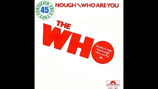 THE WHO - WHO ARE YOU - Who Are You (1978) HiDef :: SOTW #253