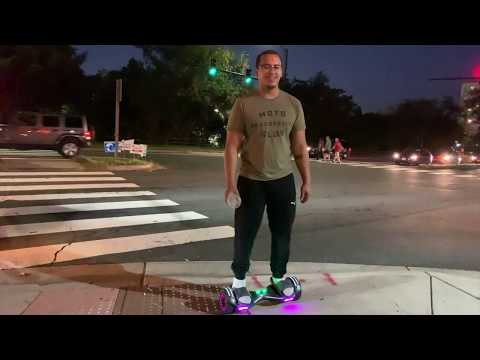 Doing Everything on Hoverboard Jetson X10 Review