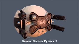 Oblivion Drone Sound Effects Download