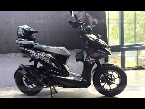 All New Honda BeAT Street eSP