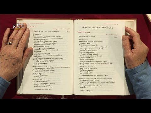 2e dimanche de carême A - Évangile