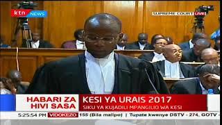 NASA Coalition: Why IEBC, Wafula Chebukati and Uhuru do not want us to be part of the case