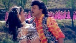 Ne Lanti Revulona Video Song || Big Boss Movie || Chiranjeevi, Roja, Madhavi