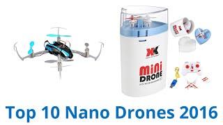 10 Best Nano Drones 2016