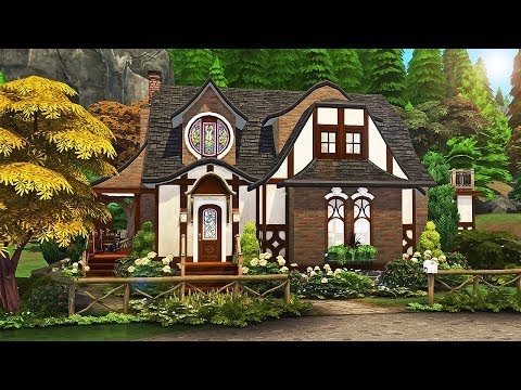 Spellcaster Roomies ✨🌙 || The Sims 4 Realm of Magic: Speed Build