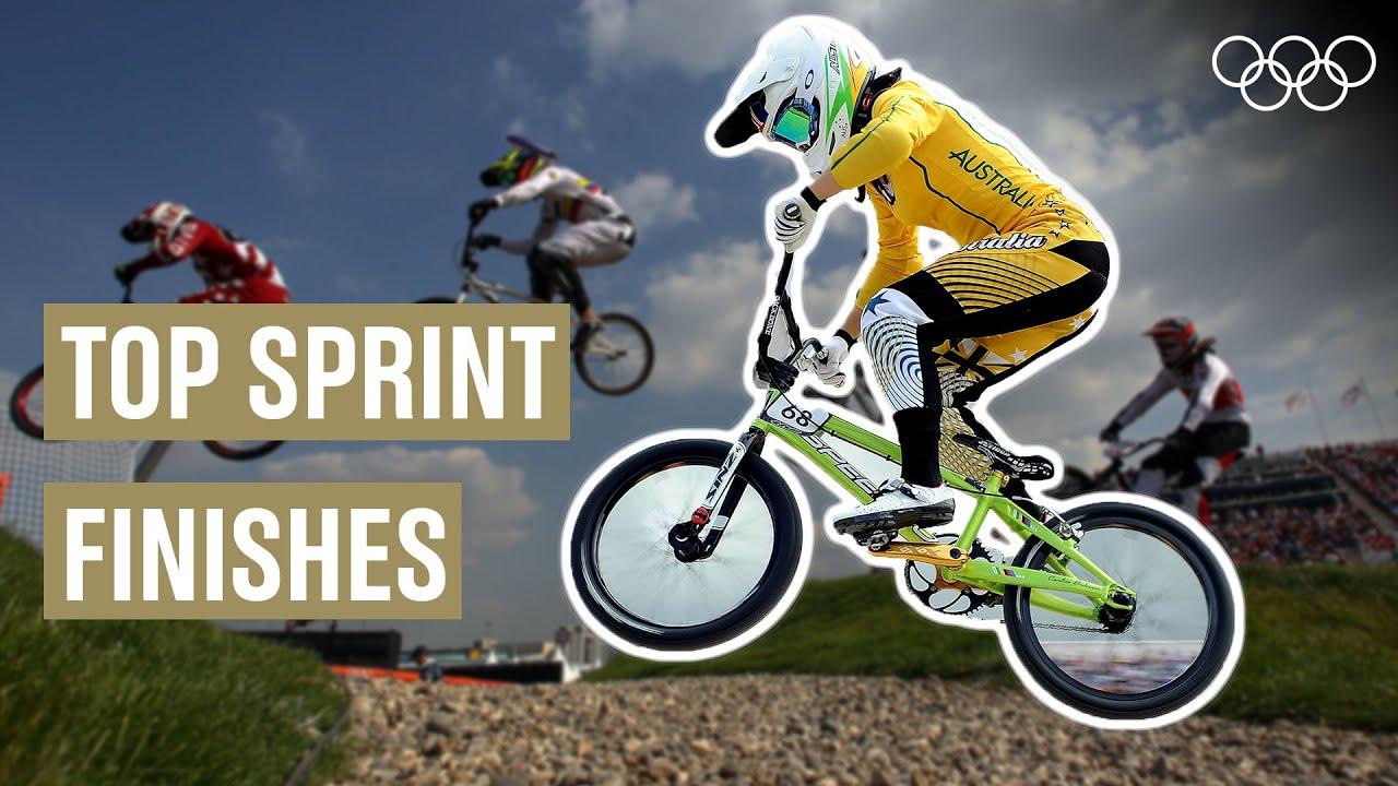 BMX: 10 tra i migliori sprint ai Giochi Olimpici