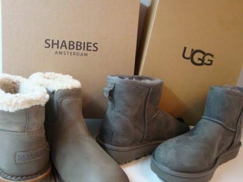 Shabbies / UGG Damen Schlupfstiefel - Damen Schuhe