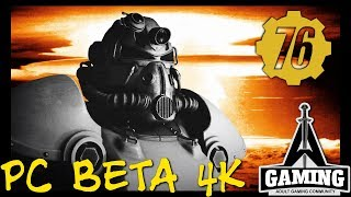 Fallout 76 | PC Stream | First look