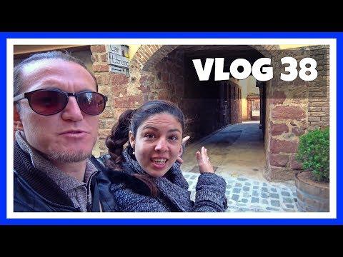 Vlog 38# Prades: el pueblo rojo medieval de Tarragona | MundoXDescubrir