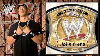 """WWE: """"Chain Gang Is The Click"""" (John Cena) [Unused] Theme Song"""