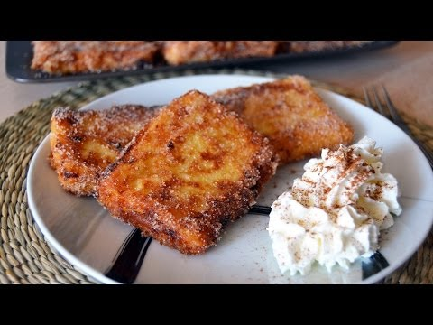 Video Fried Milk (Leche Frita) - Easy Spanish Dessert Recipe