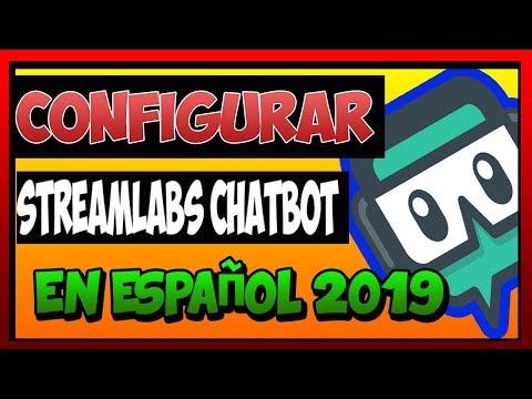 Chatbot | TutoriAletz | Como configurar StreamLabs Chatbot