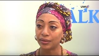 Prof. Rupert Lewis and Samia Nkrumahtalk African Unity and Reparations