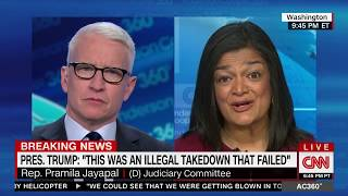 Rep. Jayapal on Anderson Cooper 360