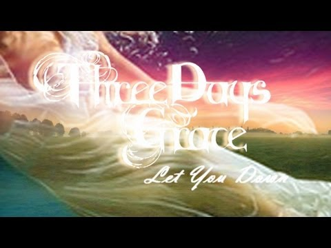 Three Days Grace - Let You Down (with Lyrics)
