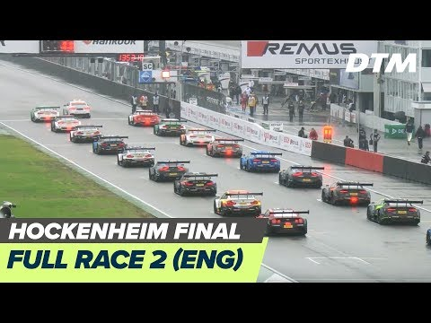 DTM Hockenheim Final 2019 - Race 2 (Multicam) - RE-LIVE (English)