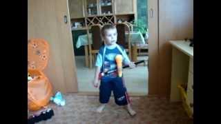 Michal David-Nonstop (Lukáš 4 roky)