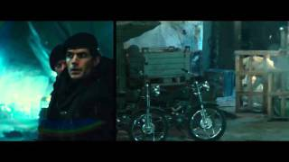"""Exclusive The Man From U.N.C.L.E. Clip: """"Invasion"""""""